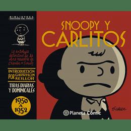 Snoopy y Carlitos Vol.01: 1950-1952 (Tapa Dura)