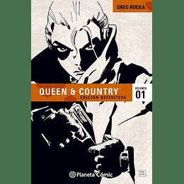 Queen and Country nº 01/04 - Greg Rucka (Edición Definitiva)