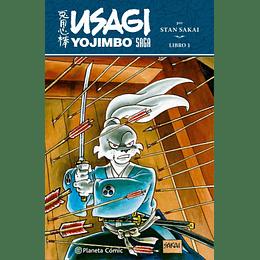 Usagi Yojimbo Saga nº 01 -Stan Sakai