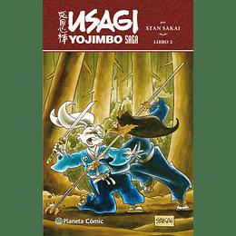 Usagi Yojimbo Saga nº 02 -Stan Sakai