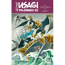 Usagi Yojimbo Saga nº 03 -Stan Sakai