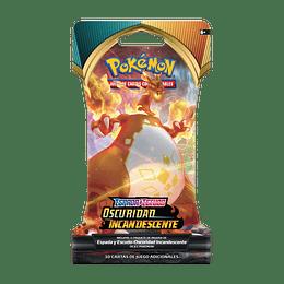 Sobre Pokémon - Sword & Shield Darkness Ablaze Sleeved