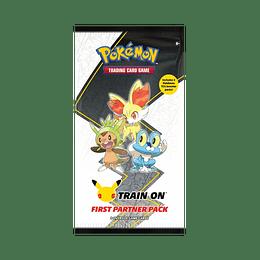 Pokemon TCG: First Partner Pack (Kalos) Unit