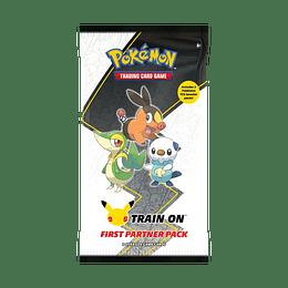 Pokemon TCG: First Partner Pack (Unova) Unit