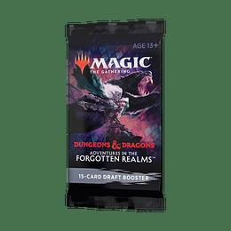 Sobres D&D Adventures in the Forgotten Realms (Español)