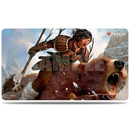 Playmat Commander Legends - Tuya Bearclaw
