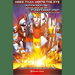 Transformers - More than meets the eye Nº05