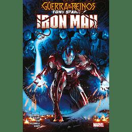 Tony Stark: Iron Man - La Guerra de los Reinos