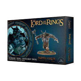 The Lord of the Rings: Mordor Troll / Isengard Troll (Inglés)