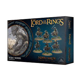 The Lord of the Rings: Warg Riders (Inglés)