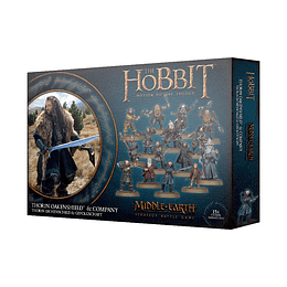The Lord of the Rings: Thorin Oakshield & Company