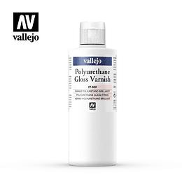 Barniz Poliuretano Brillante - Polyurethane Gloss Varnish (200ml)