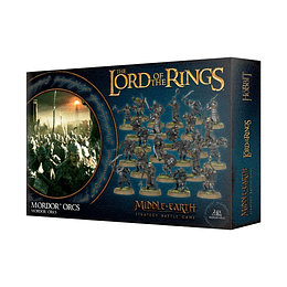 The Lord of the Rings: Mordor Orcs (Inglés)