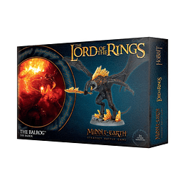 The Lord of the Rings: The Balrog (Inglés)