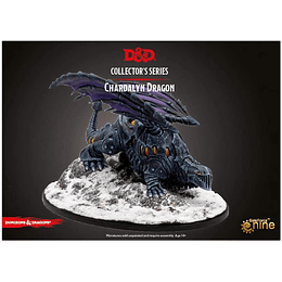 D&D Collector's Series: Icewind Dale - Chardalyn Black Dragon