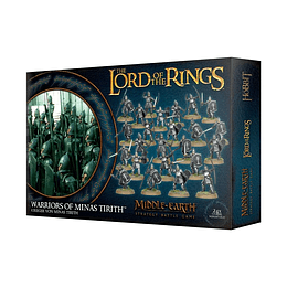 The Lord of the Rings: Warriors of Minas Tirith (Inglés)