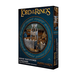 The Lord of the Rings: Rohan Watchtower & Palisades (Inglés)