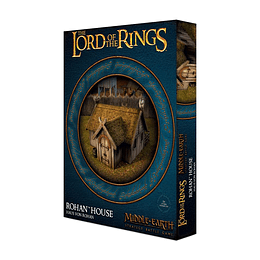 The Lord of the Rings: Rohan House (Inglés)