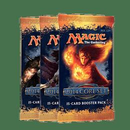 Sobre Magic 2014 (Español)