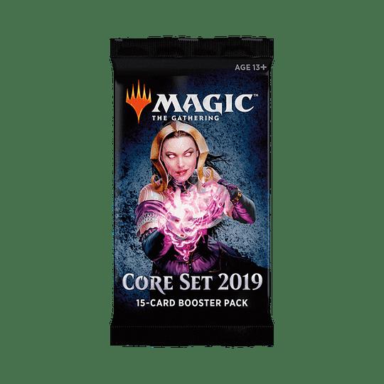 Sobre Core Set  2019 (Español)