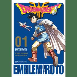 Dragon Quest: Emblem of Roto Vol.01