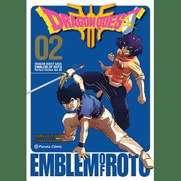 Dragon Quest: Emblem of Roto Vol.02