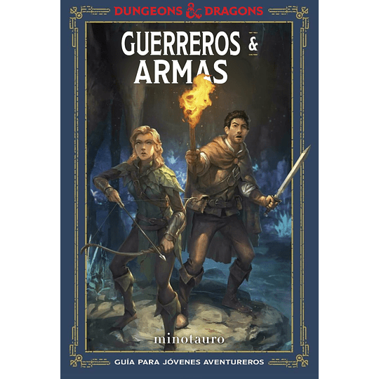Dungeons & Dragons: Guerreros & Armas