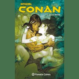Conan de Brian Wood Integral (Tapa Dura)