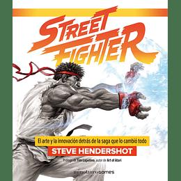 Street Fighter - El Arte y la Saga que lo cambió todo