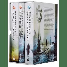 Estuche trilogía Carlos Ruiz Zafón - El Cementerio de los Libros Olvidados