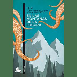 En las Montañas de la Locura - H. P. Lovecraft (Rústica)