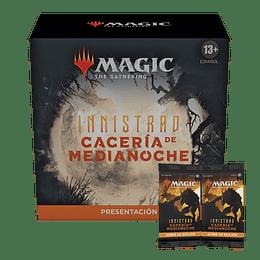 Pack Presentación Innistrad Midnight Hunt (Español)
