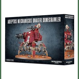 Adeptus Mechanicus: Onager Dunecrawler - Trepadunas Onagro