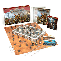 Caja de inicio Warhammer Age of Sigmar: Harbinger (Inglés)