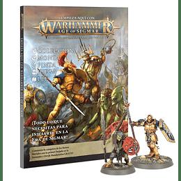 Empieza Aquí Con Warhammer Age Of Sigmar (Español)