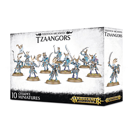 Disciples of Tzeentch: Tzaangors