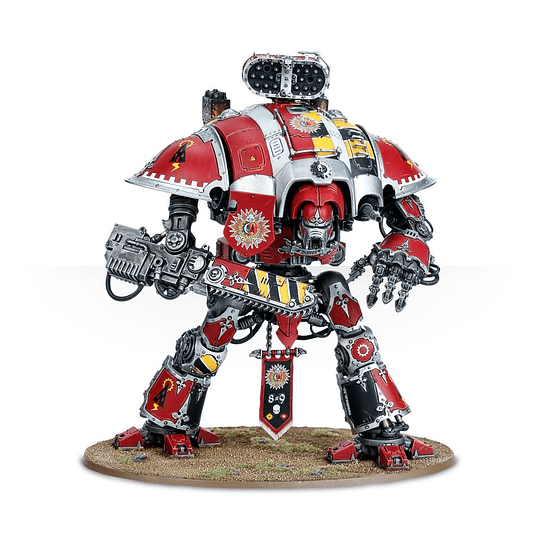 Imperial Knights: Knight Preceptor Canis Rex