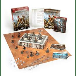 Caja de inicio Warhammer Age of Sigmar: Guerrero (Inglés)