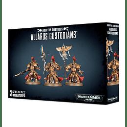 Adeptus Custodes: Allarus Custodians