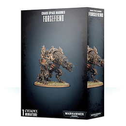 Chaos Space Marines: Forgefiend