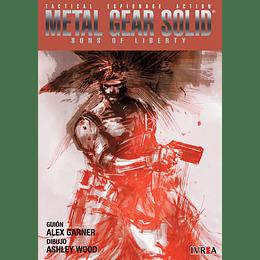 Metal Gear Solid: Sons of Liberty Vol.1