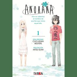 Anohana Vol.01 - Ivrea Argentina