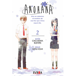 Anohana Vol.02 - Ivrea Argentina