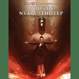 Hijos de Nyarlathotep - Cultos Innombrables
