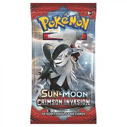 Sobre Pokémon - Sun & Moon Crimson Invasion (Inglés)