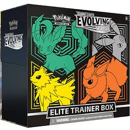 Elite Trainer Box - S&S Evolving Skies (Inglés)(Umbreon)