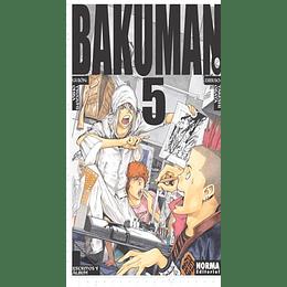 Bakuman Vol.05 - Norma