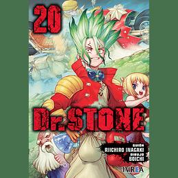 Dr. Stone N°20
