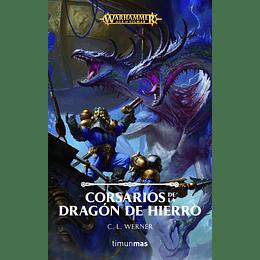 Warhammer Age of Sigmar - Corsarios de la Dragón de Hierro
