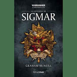 Warhammer Chronicles - La Leyenda de Sigmar